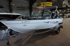 2011 LUND BOAT CO 1625 REBEL XL SPORT