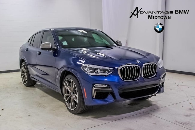 2019 BMW X4 M40i M40i Sports Activity Coupe