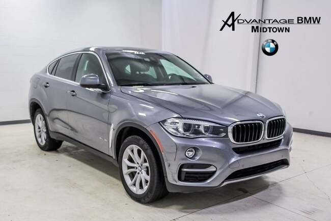 2016 BMW X6 sDrive35i Sports Activity Coupe