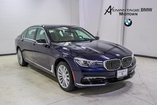 2016 BMW 740i Sedan 740i Sedan