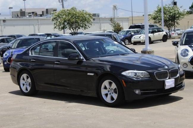2012 BMW 5 Series 528i Sedan