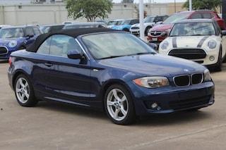 2013 BMW 1 Series 128i Convertible