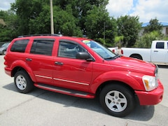 Bargain Used 2004 Dodge Durango Limited SUV 1D4HD58DX4F180007 for sale in Mt. Dora, FL