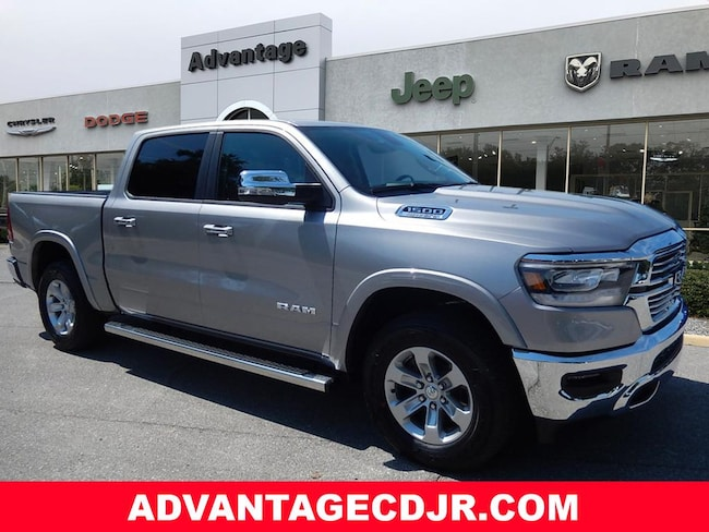 New 2019 Ram 1500 LARAMIE CREW CAB 4X4 5'7 BOX Crew Cab in Mt. Dora, FL