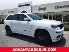 2018 Jeep Grand Cherokee HIGH ALTITUDE 4X2 Sport Utility 1C4RJECG4JC353982