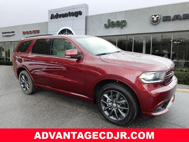 New 2018 Dodge Durango GT RWD Sport Utility in Mt. Dora, FL