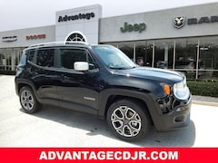 New 2018 Jeep Renegade Limited FWD SUV ZACCJADBXJPH33454 for Sale in Mt Dora, FL