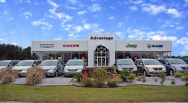 About Advantage Chrysler Dodge Jeep In Mt Dora Orlando Sanford - Chrysler dealership in orlando