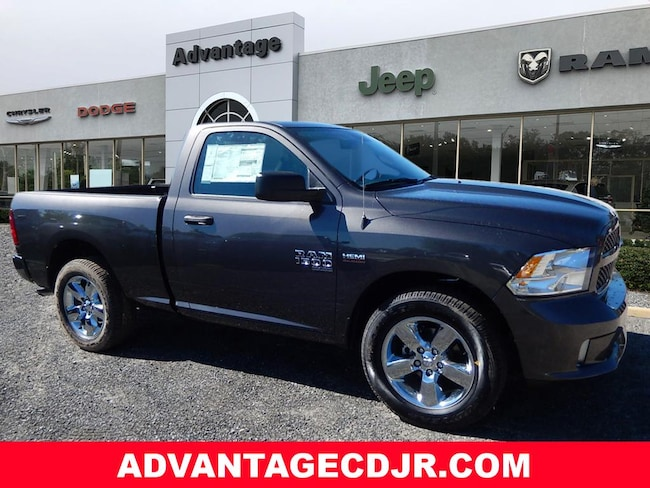 New 2019 Ram 1500 CLASSIC EXPRESS REGULAR CAB 4X2 6'4 BOX Regular Cab in Mt. Dora, FL