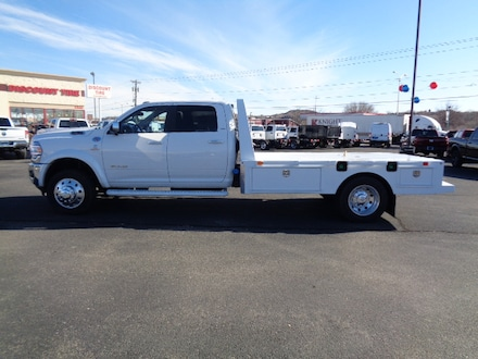 Featured new  2019 Ram 4500 Chassis Cab 4500 LARAMIE CHASSIS CREW CAB 4X2 197.4 WB Crew Cab for sale in Farmington, NM