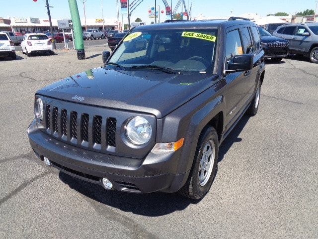 Certified Pre-Owned 2016 Jeep Patriot For Sale in Farmington