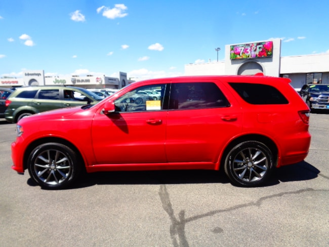 Certified Pre-Owned 2018 Dodge Durango GT Full Size SUV for sale in Farmington, NM