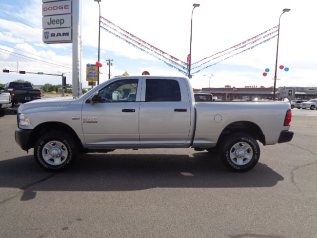 Used 2018 Ram 2500 4WD Tradesman Full Size Truck for sale in Farmington, NM