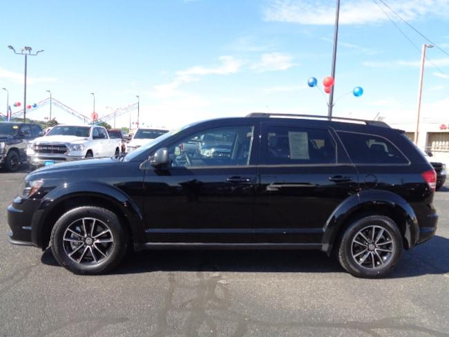 Used 2017 Dodge Journey SE Crossover SUV for sale in Farmington, NM