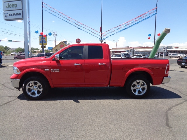 2017 Ram 1500 4WD Laramie Full Size Truck