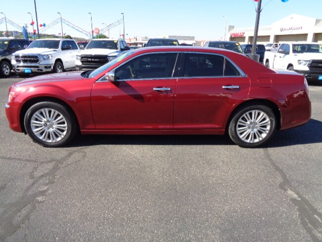 Certified Pre-Owned 2014 Chrysler 300C 300C Full-Size Car for sale in Farmington, NM