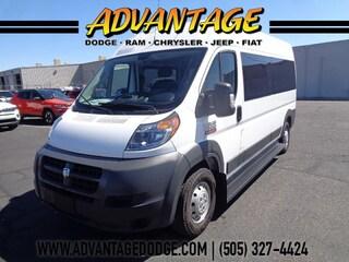 Commercial 2018 Ram ProMaster 2500 CARGO VAN HIGH ROOF 159 WB Passenger Van 87479 in Farmington, NM