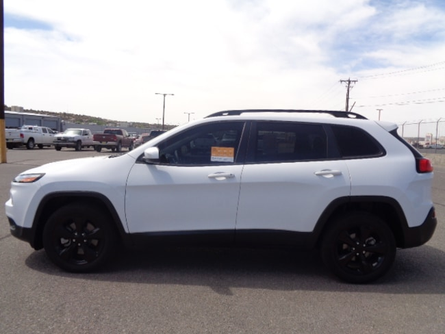 Certified Pre-Owned 2018 Jeep Cherokee Latitude Full Size SUV for sale in Farmington, NM