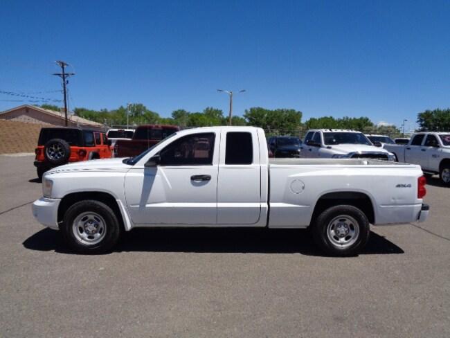 Used 2010 Dodge Dakota 4WD ST Compact Truck for sale in Farmington, NM