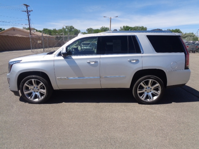 Used 2016 Cadillac Escalade Luxury Collection Full Size SUV for sale in Farmington, NM