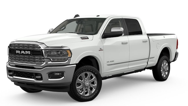 New 2019 Ram 2500 LIMITED CREW CAB 4X4 6'4 BOX Crew Cab for sale/lease in Farmington, NM