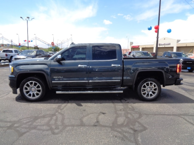Used 2017 GMC Sierra 1500 4WD Denali Full Size Truck for sale in Farmington, NM