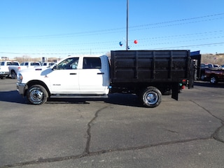 Commercial 2019 Ram 3500 Chassis Cab 3500 TRADESMAN CREW CAB CHASSIS 4X4 172.4 WB Crew Cab 98996 in Farmington, NM