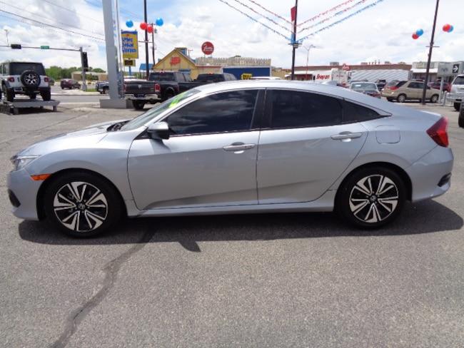 Used 2017 Honda Civic Sedan EX-L Compact Car for sale in Farmington, NM