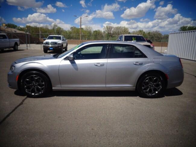 Certified Pre-Owned 2018 Chrysler 300 300S Full-Size Car for sale in Farmington, NM