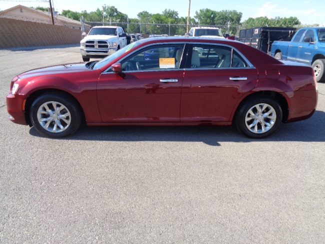 Certified Pre-Owned 2016 Chrysler 300 Limited Full-Size Car for sale in Farmington, NM