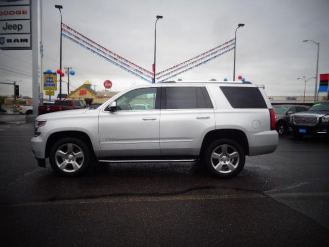 Used 2018 Chevrolet Tahoe Premier Full Size SUV for sale in Farmington, NM
