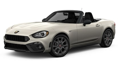 New 2019 Fiat 124 Spider For Sale Lease In Farmington Nm