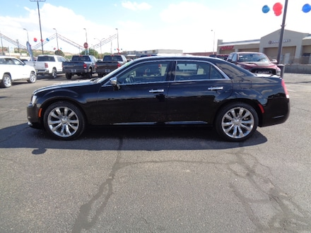 Featured used 2019 Chrysler 300 Limited Full-Size Car for sale in Farmington, NM