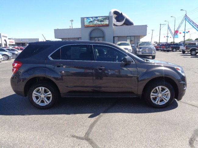 Used 2016 Chevrolet Equinox LS Crossover SUV for sale in Farmington, NM