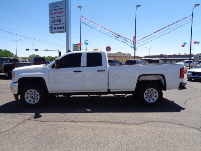 Used 2017 GMC Sierra 3500 4WD Base Full Size Truck for sale in Farmington, NM