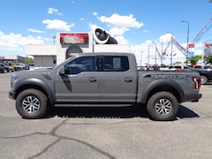 2018 Ford F150 4WD Raptor Full Size Truck