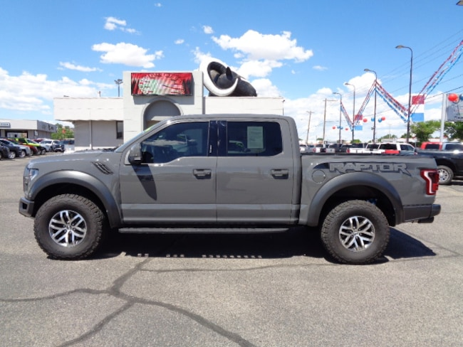 Used 2018 Ford F150 4WD Raptor Full Size Truck for sale in Farmington, NM
