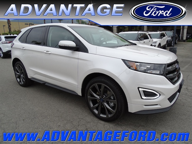 2018 Ford Edge Sport Sport AWD