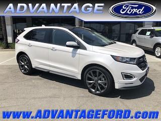 2018 Ford Edge Sport Sport AWD