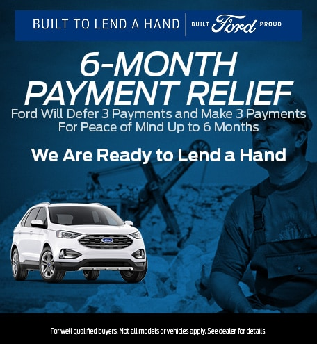 6-Month Payment Relief
