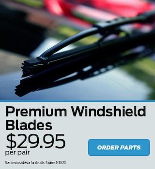 Premium Windshield Blades