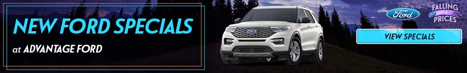New Ford Specials - September 2020