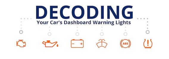 Decoding Dashboard Warning Lights | Advantage Ford Lincoln