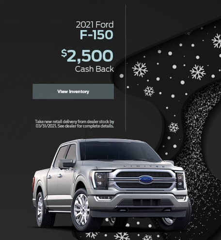 2021 Ford F-150 - January 2021