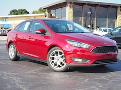 2015 Ford Focus SE SE  Sedan