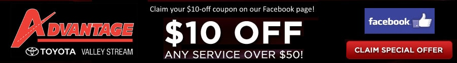 schedule your toyota service appointment advantage