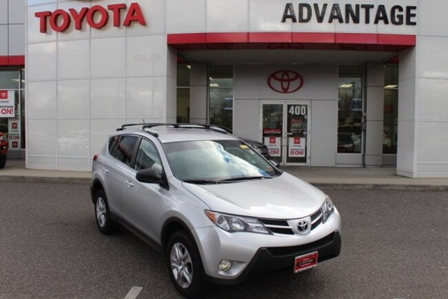 2015 Toyota RAV4 LE SUV
