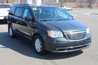 2012 Chrysler Town & Country Touring Van