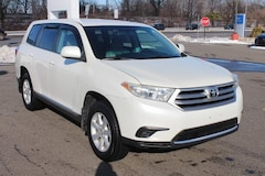 2013 Toyota Highlander Base SUV