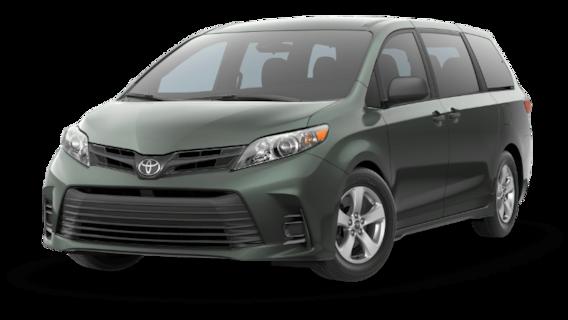 2020 Toyota Sienna Trim Levels Le Vs Se Vs Xle Vs Limited Vs